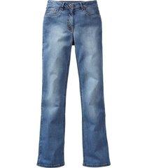 bio-jeans bootcut, light blue 48/l32