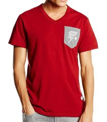 g-star rood regular fit shirt met borstzak