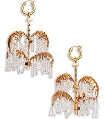 women's ellery genealogy xl palm earrings