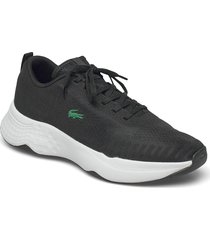 court-drive fly 0721 låga sneakers svart lacoste shoes