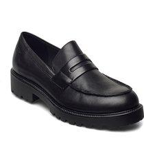 kenova loafers låga skor svart vagabond