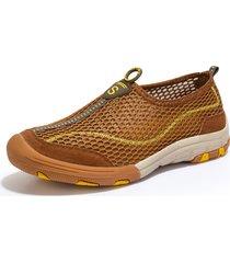 scarpe da ginnastica traspiranti per l'escursionismo