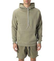 men's zanerobe field oversize hoodie
