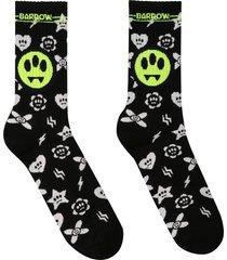 barrow cotton socks with logo
