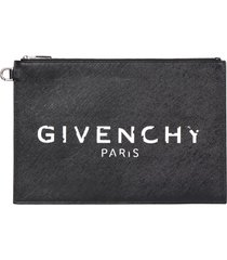 givenchy nylon flat pouch