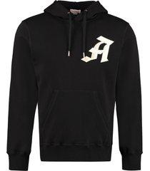 alexander mcqueen cotton hoodie
