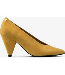 pumps julia cone heel