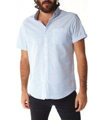 px men's seersucker buttondown shirt