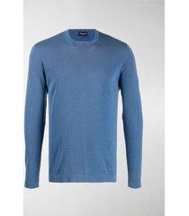 drumohr long-sleeved sweatshirt