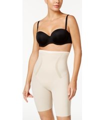 maidenform women's firm foundations high-waisted thigh slimmer dm5001