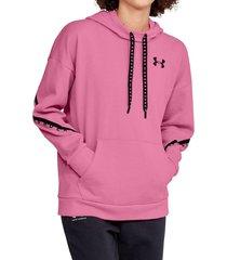 buzo rosado under armour 1352744-691