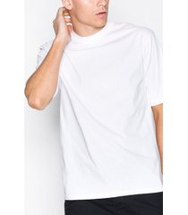 only & sons onsdonnie reg tee noos t-shirts & linnen vit
