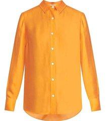 morgane silk tunic