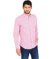 camisa casual cuadros slim fit 02289