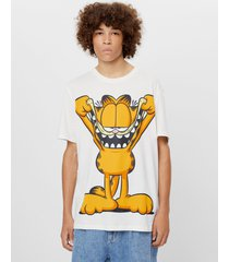 garfield & bershka t-shirt