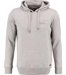 garcia grijze sweater hoodie