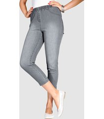 7/8-jegging miamoda grey