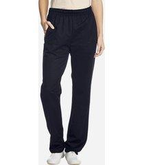 pantalon modern clasico azul marino changes label