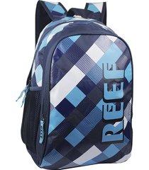 mochila azul reef