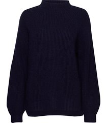 blank sweater gebreide trui blauw hope