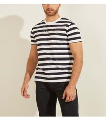 men's nautical striped tee