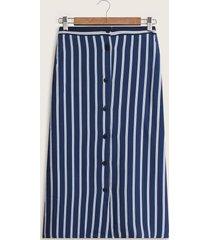 falda estampada rayas-16