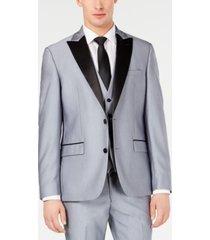 ryan seacrest distinction men's slim-fit stretch tuxedo jacket, created for macy's