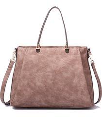 borsa donna in pelle pu tote borsa elegante datazione borsa