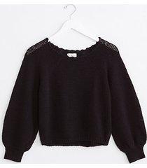 lou & grey sky sweater