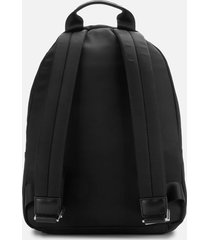 karl lagerfeld women's k/ikonik nylon backpack - black