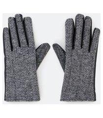 luva com pu na palma | accessories | preto | u