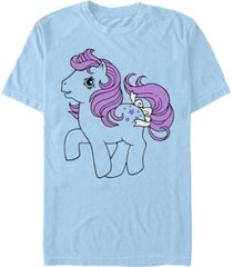 fifth sun men's belle pony short sleeve crew t-shirt