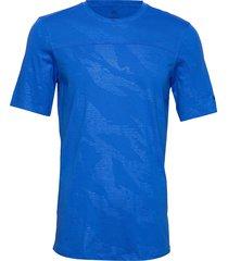 tky camo tee t-shirts short-sleeved blå adidas performance