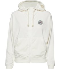 carolin terry hoodie hoodie trui wit lexington clothing