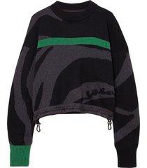 sacai sweaters