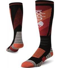 calcetin hombre all mountain ski socks ab rojo lippi