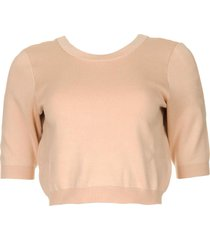 cropped top elba  roze