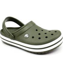 clog crocs crocband