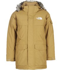 parka jas the north face men's mc murdo