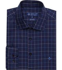 camisa dudalina fio tinto xadrez masculina (xadrez, 7)