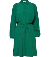 srmanna shirt dress dresses everyday dresses grön soft rebels