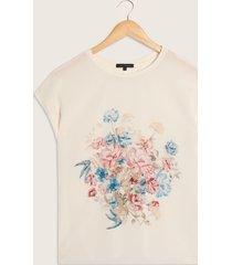 blusa estampado floral-xxl