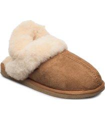 edith slippers tofflor brun shepherd