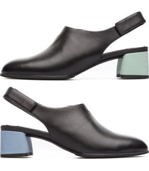 camper twins, zapatos de tacón mujer, negro , talla 41 (eu), k200833-001