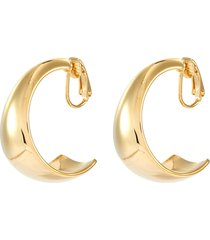 'addison' open band hoop earrings