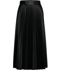 jumpsuit knälång kjol svart mm6 maison margiela