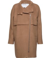 hardy long coat yllerock rock brun designers, remix