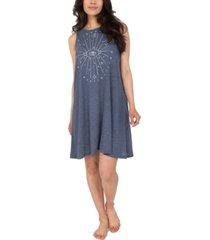 retrospective co. journey sleeveless nightgown