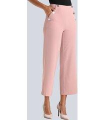 broek alba moda roze