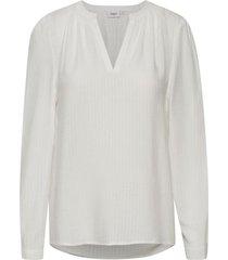 britta ls blouse